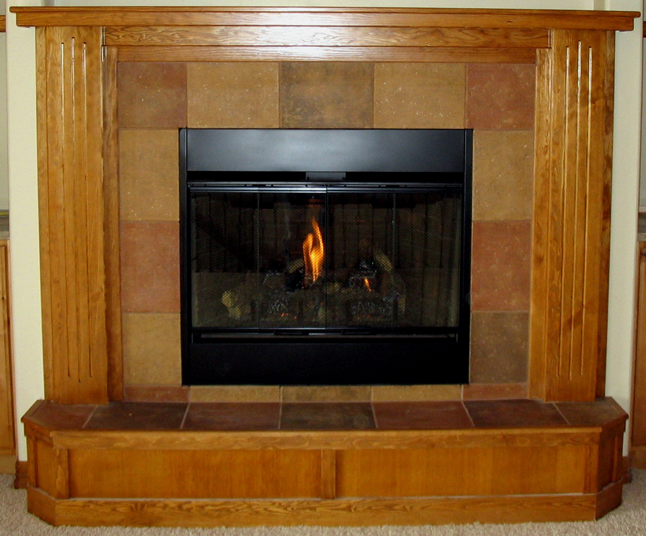 Heatilator Fireplace Reviews Heatilator Constitution Wood